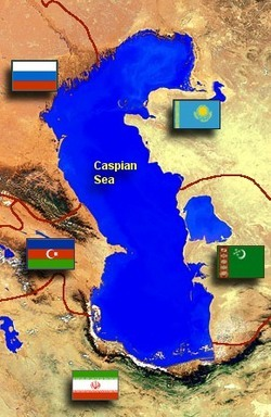 Countries - Caspian Sea facts - Caspian Info on