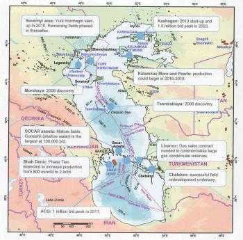 Remote sensing data - Caspian Sea data - Caspian Info